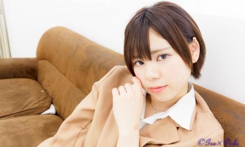 撮影会モデルの我妻香奈さんのコスプレ