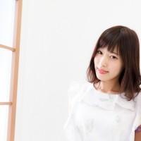 撮影会モデル佐倉綾乃さんの私服ポートレート