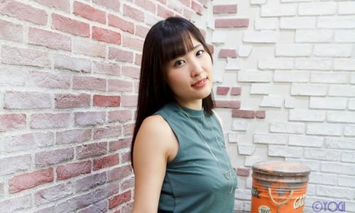 撮影会モデル若林春花さんの私服ポートレート