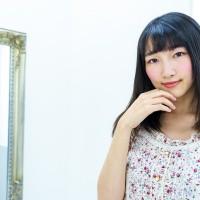 撮影会モデル田中菜々さんの私服ポートレート