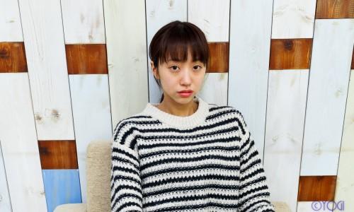 撮影会モデル町田有沙さんの私服ポートレート