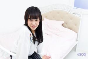 撮影会モデル山下春花さんの私服ポートレート