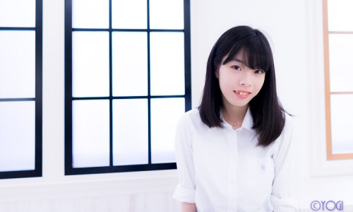 紗桜涼 私服ポートレート