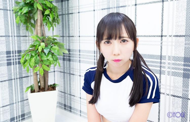 瀬戸栞体操服コスプレ