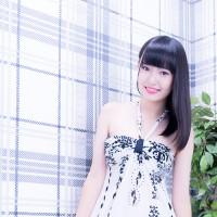 潮見凪紗 私服ポートレート